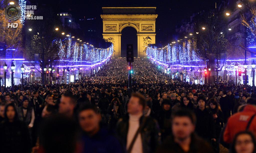 �������. �����. 1 ������. �������� ������� �� ���������� �����. (Pierre Andrieu/AFP/Getty Images)