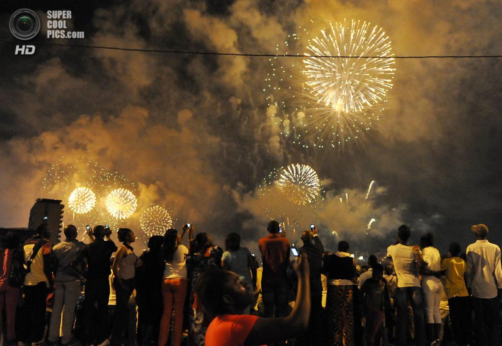 ���-������. �������. 1 ������. ���������� ���������. (SIA KAMBOU/AFP PHOTO)