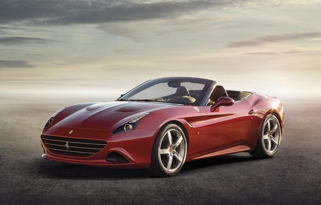 Ferrari California T. (Ferrari S.p.A.)