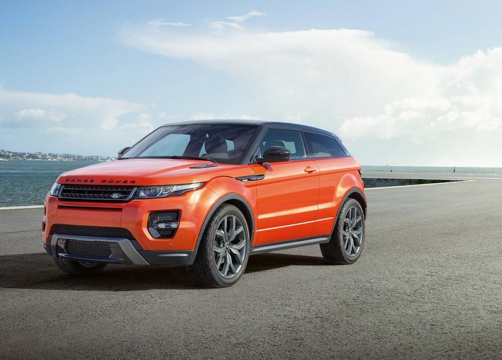 «Автобиография» Range Rover Evoque (10 фото)