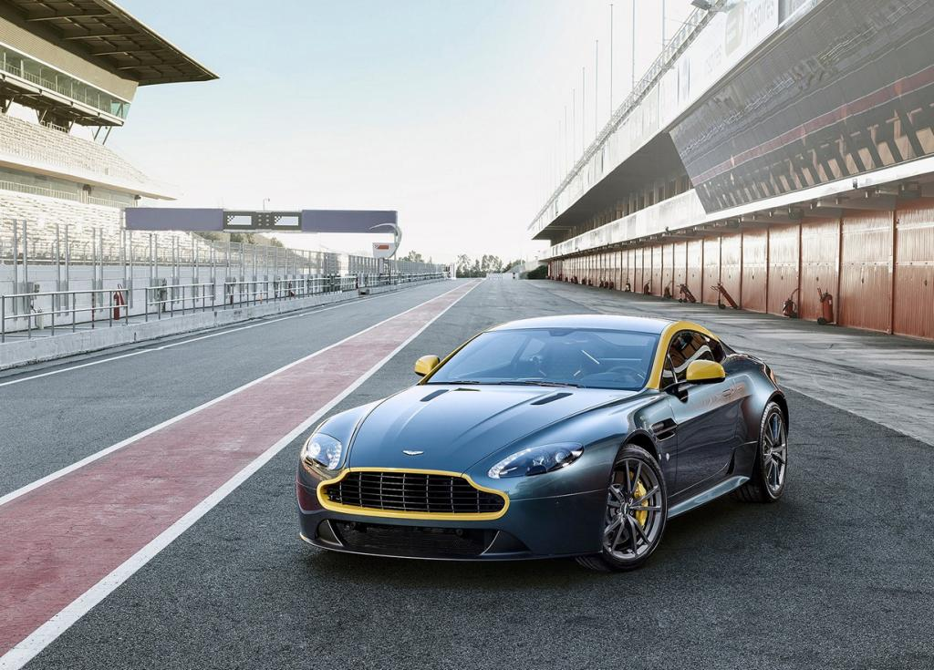 Aston Martin в стиле Нюрбургринг (20 фото)