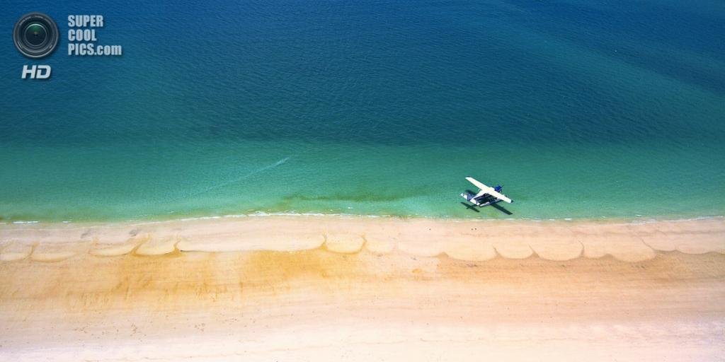 Австралия. Архипелаг Уитсанди. Островов Витсандей. Уайтхэвен-Бич. (Stanley Kozak)