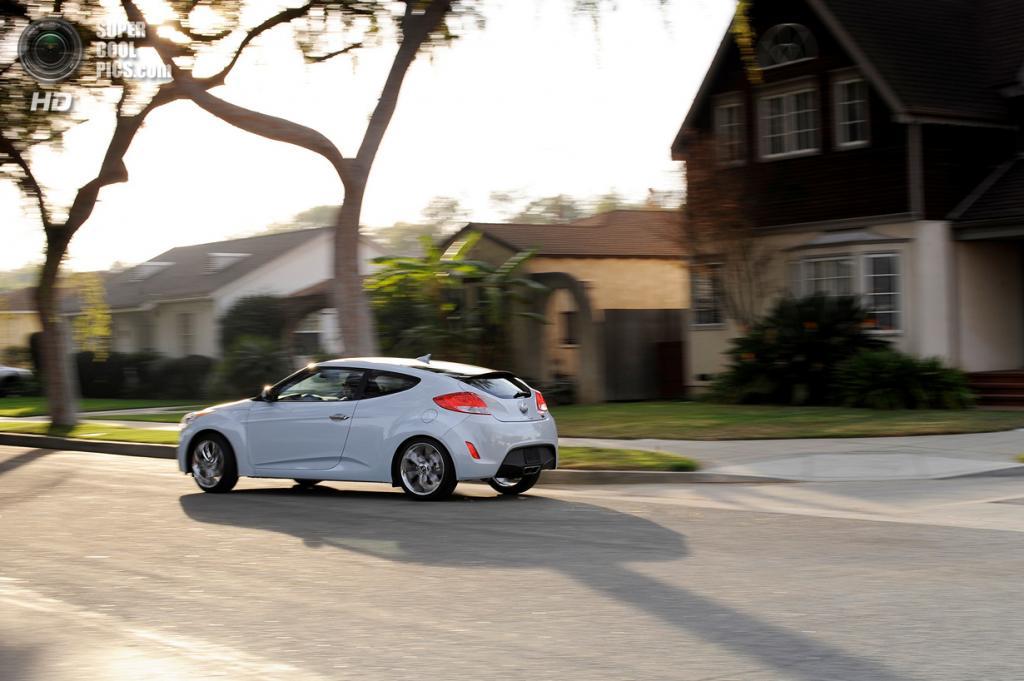 Hyundai Veloster RE:FLEX. (Hyundai Motor Company)