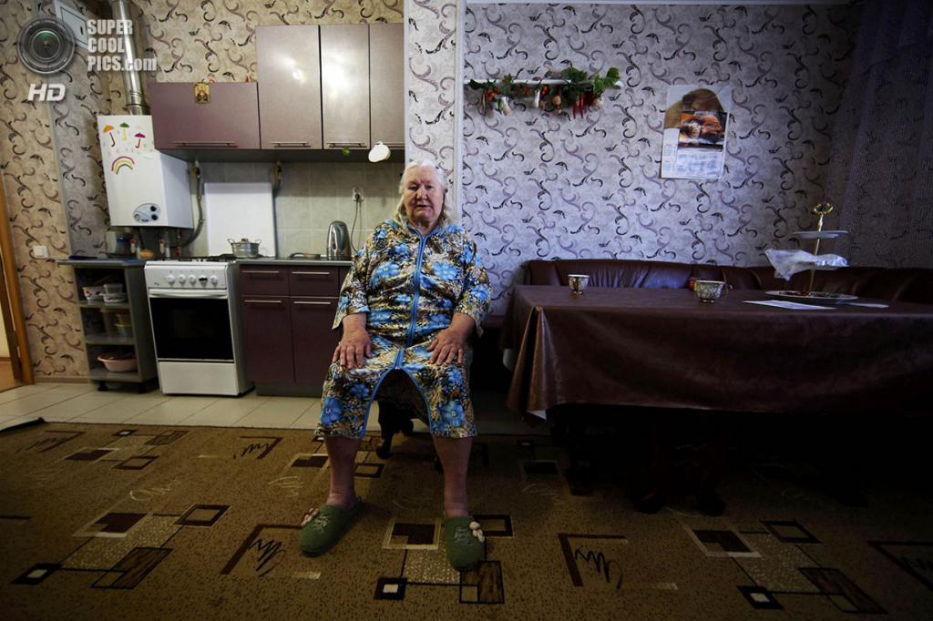 Россия. Сочи, Краснодарский край. 12 февраля. На кухне. (REUTERS/Eric Gaillard)