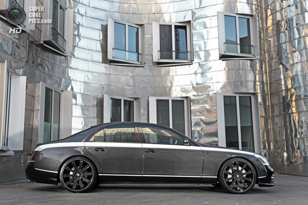Maybach 57S. (Knight Luxury)