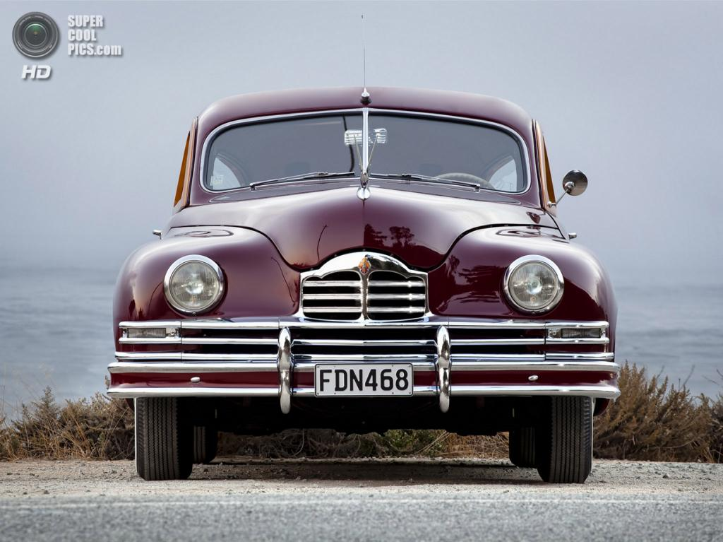 Packard Standard Eight Station Sedan, 1948 г.в. (RM Auctions)