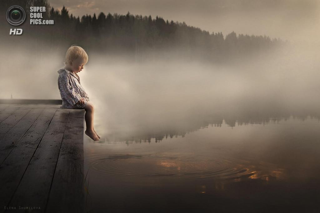 On the edge... (Elena Shumilova)