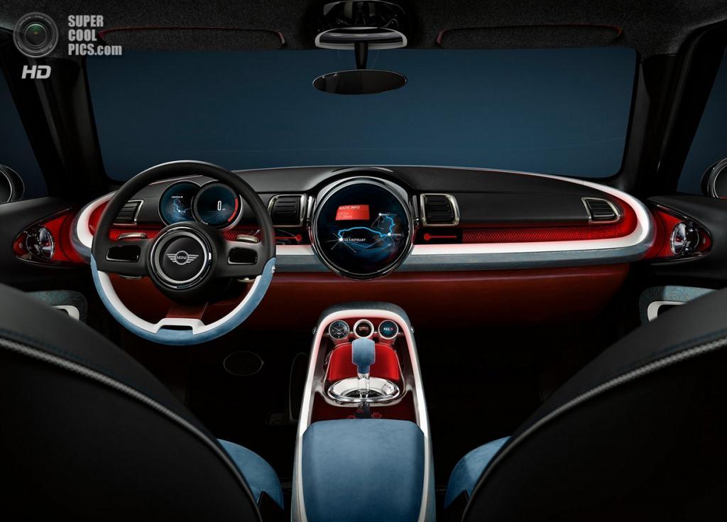 MINI Clubman Concept. (BMW AG)