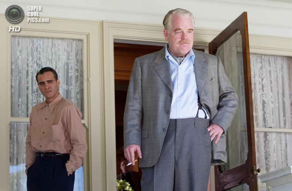 «Мастер» (2012). Режиссёр: Пол Томас Андерсон. (The Weinstein Company)