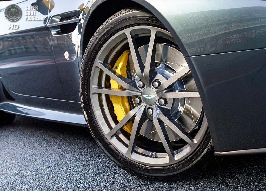 Aston Martin V8 Vantage N430. (Aston Martin)