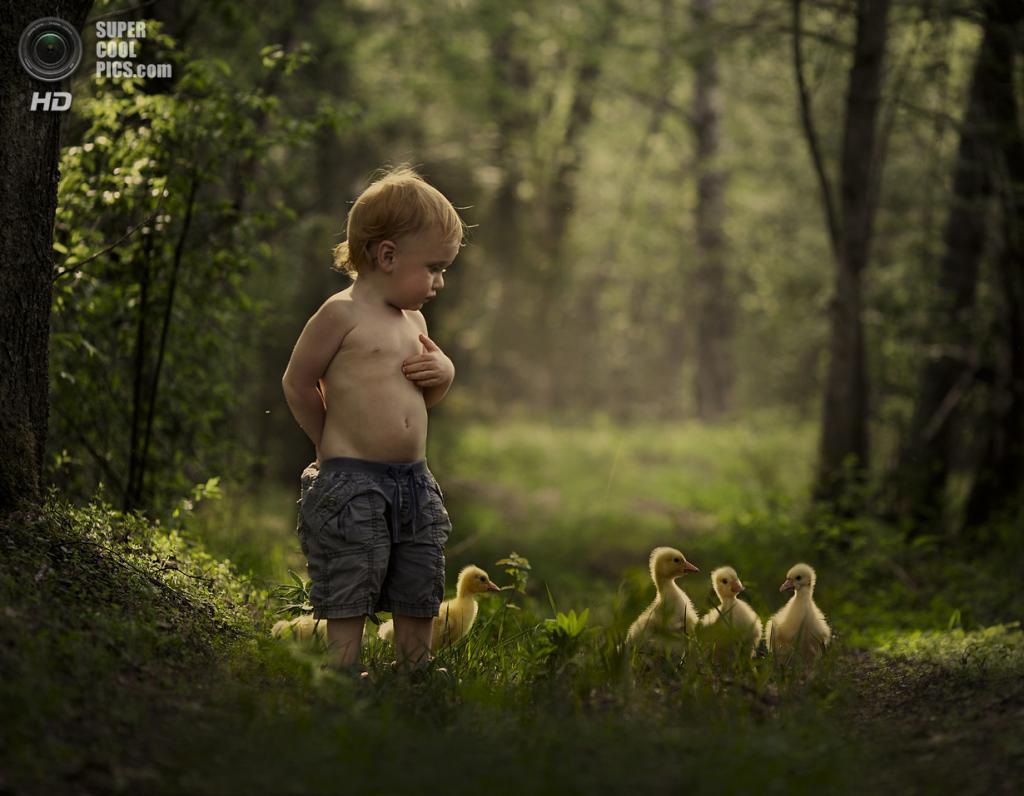 Kindergarten. (Elena Shumilova)