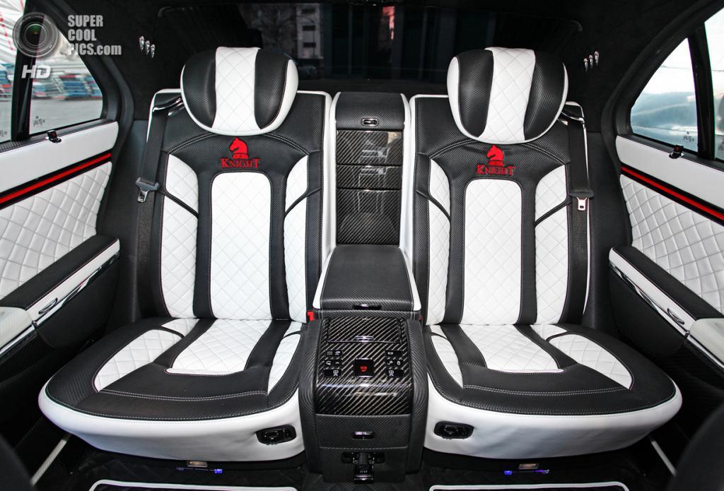 Maybach 57S. (Knight Luxury)
