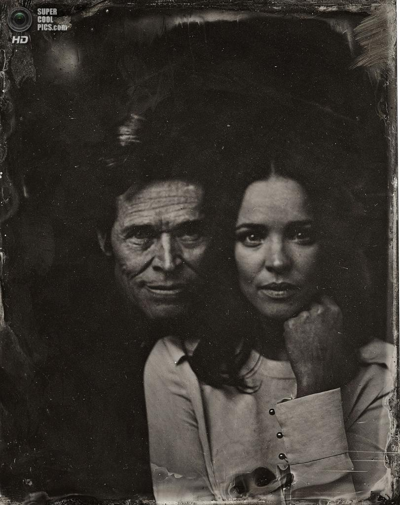 Уиллем Дефо и Рэйчел Макадамс. (Victoria Will/Invision/AP)
