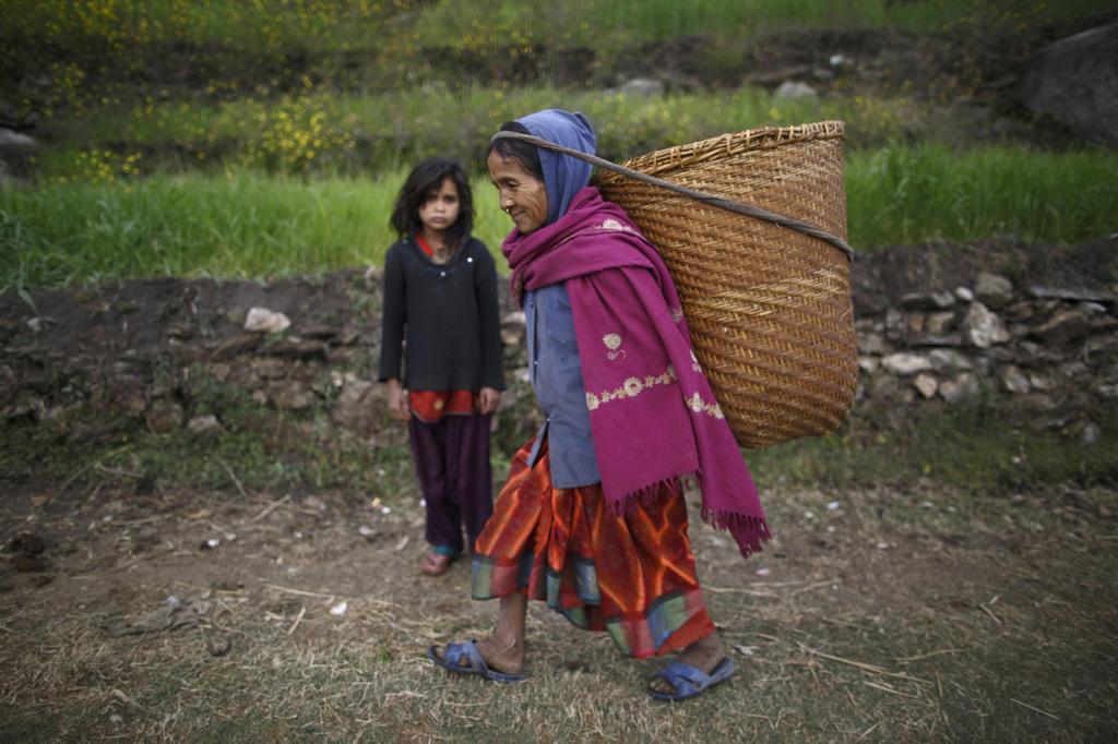 Женщины в изгнании за свое естество (20 фото)