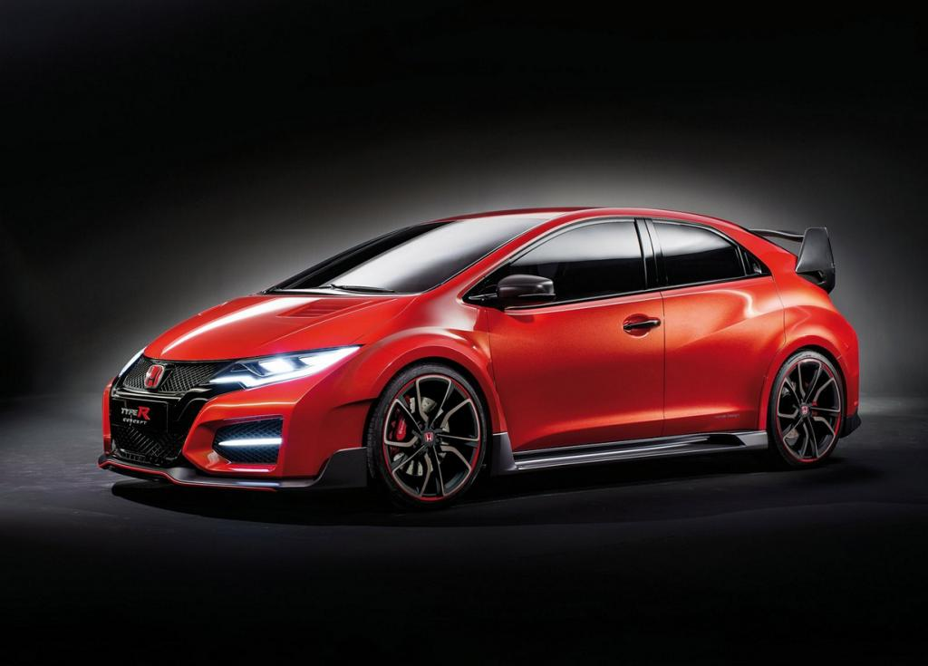 Honda Civic замахнётся на рекорды (12 фото)