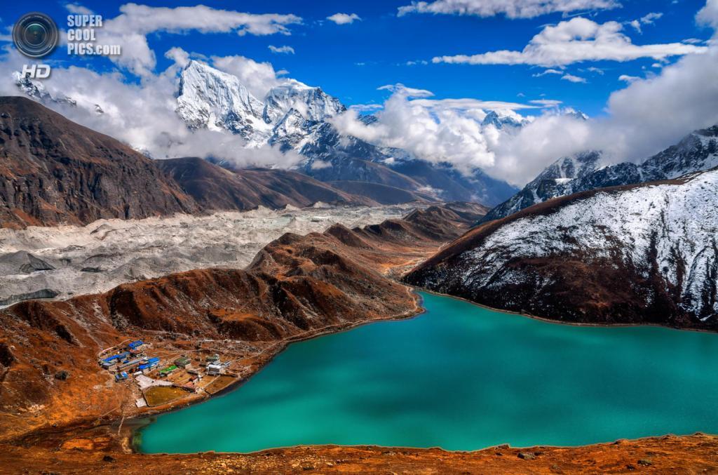 Непал. Национальный парк Сагарматха. (Birukov Yury)