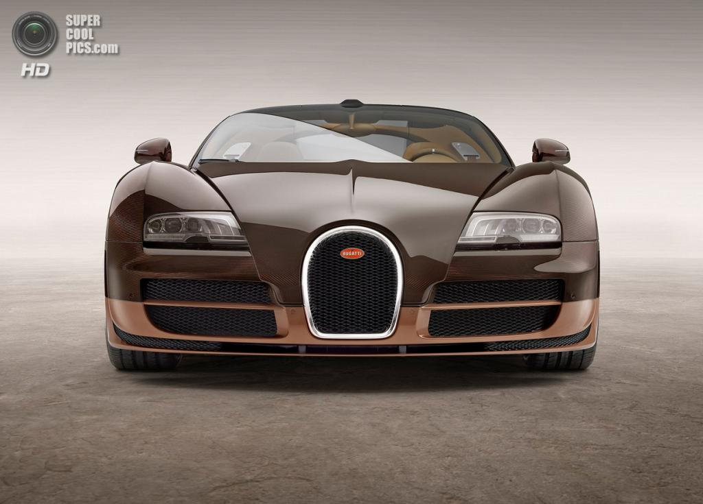 Bugatti Veyron 16.4 Grand Sport Vitesse «Rembrandt Bugatti». (Bugatti)