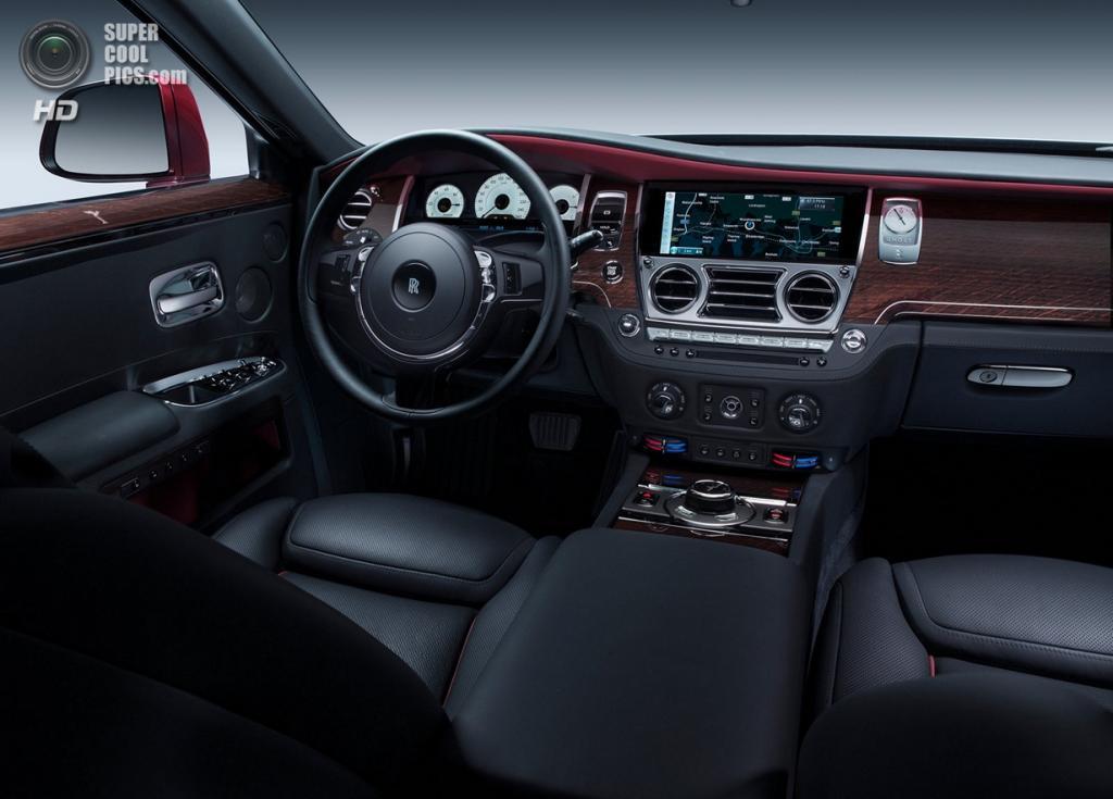 Rolls-Royce Ghost Series II. (Rolls-Royce Motor Cars)