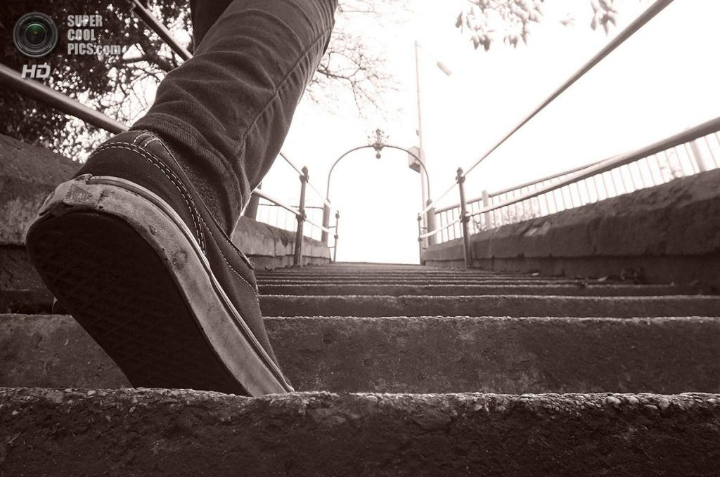 «Мечты всего в нескольких шагах». (Matthew Charles/ESRC)