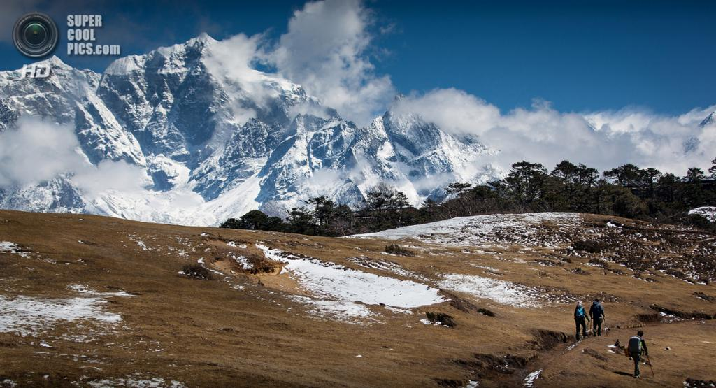 Непал. Национальный парк Сагарматха. (Zolashine)