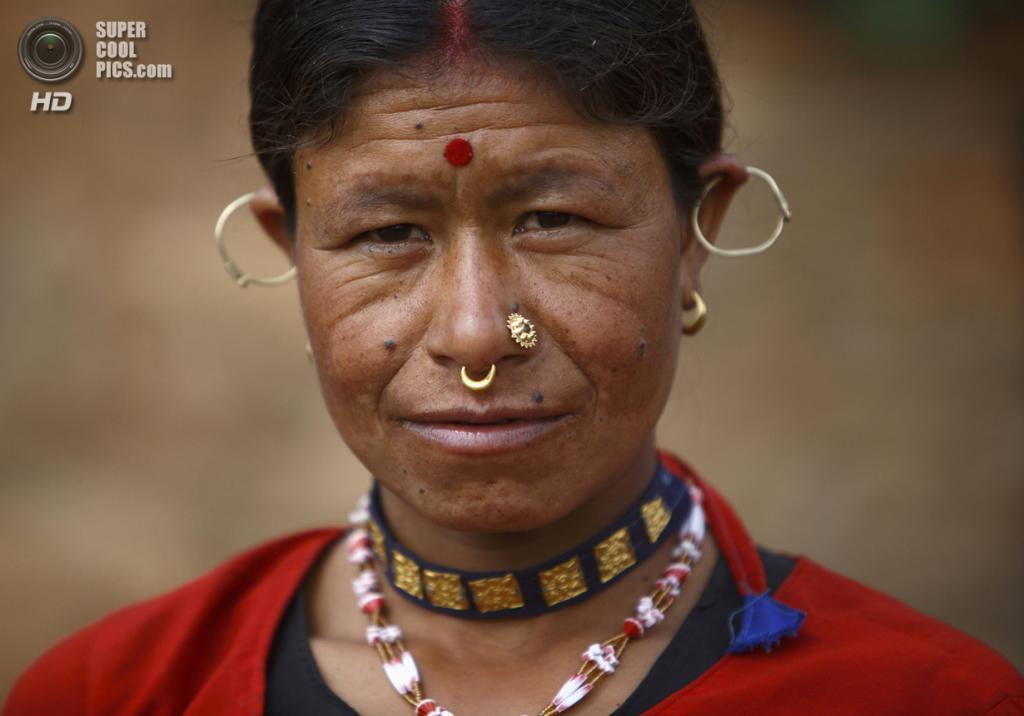 Непал. Ачхам, Западный регион. 16 февраля. (REUTERS/Navesh Chitrakar)