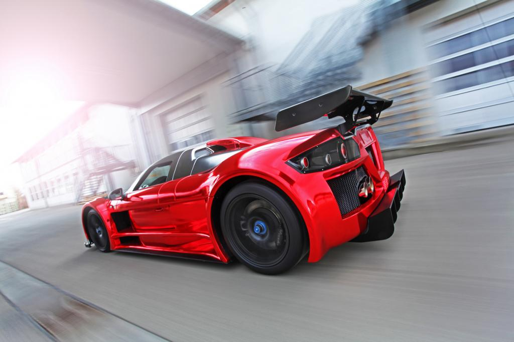 Gumpert Apollo S Ironcar. (2M-Designs)