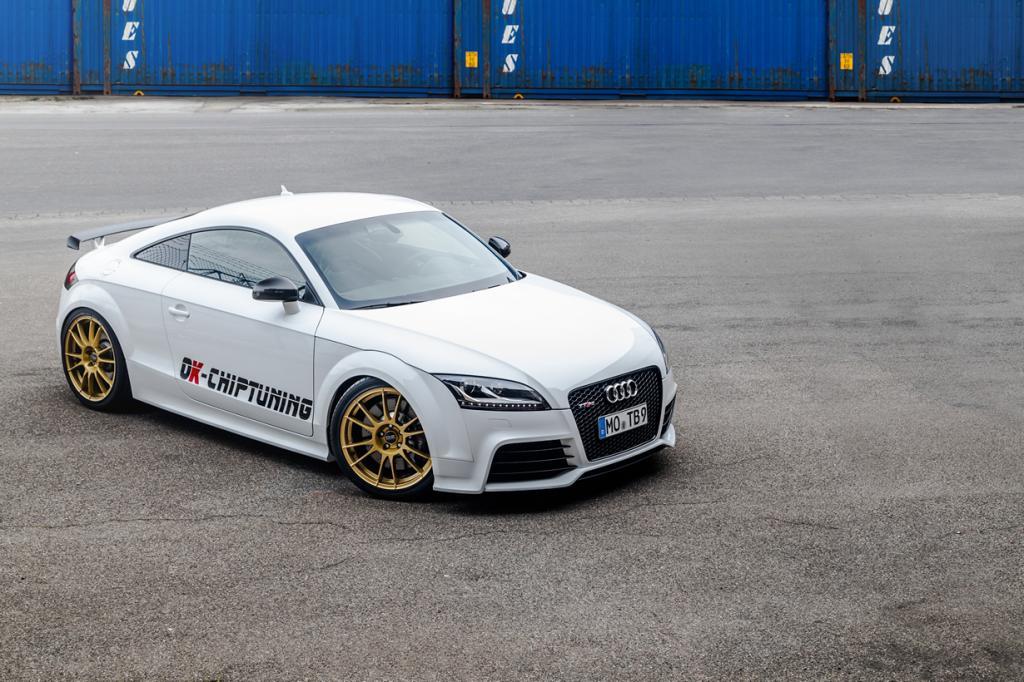 Исцеление Audi TT RS от OK-ChipTuning (11 фото)