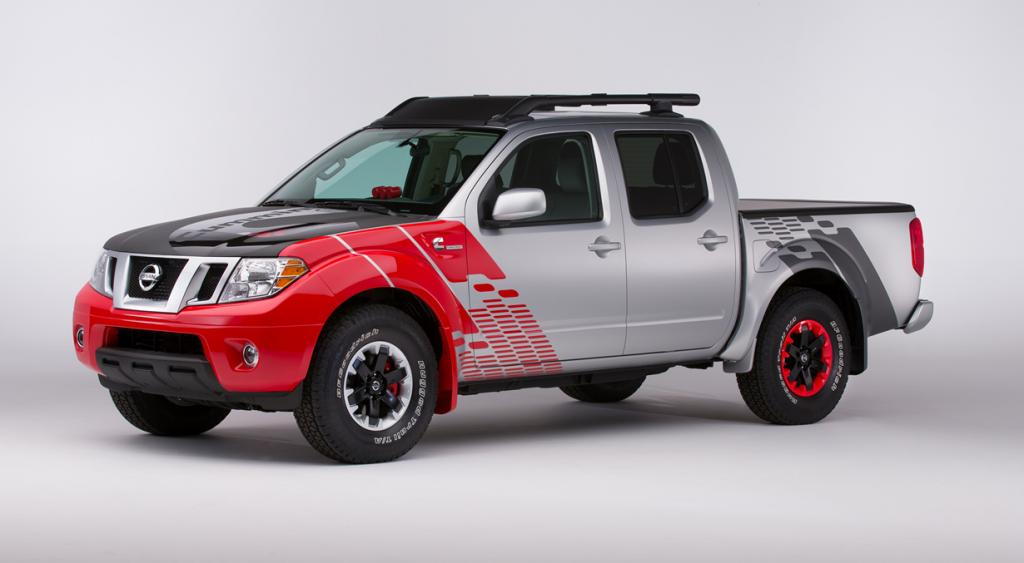 Nissan Frontier Diesel Runner Powered by Cummins. (Nissan Motor Company)