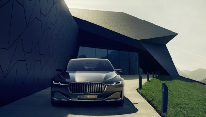 Роскошное будущее в стиле BMW (18 фото)