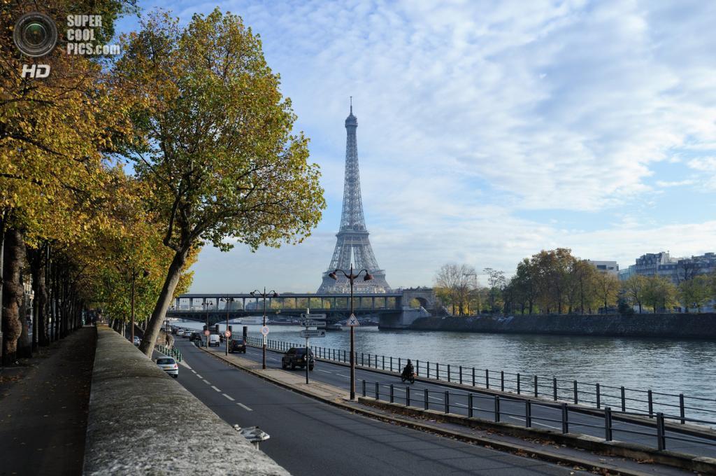 Франция. Париж. Эйфелева башня. (jmvnoos in Paris)