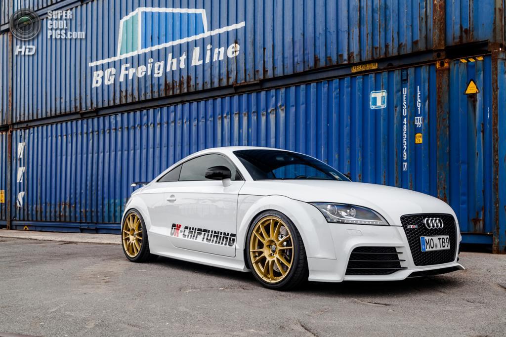 Audi TT RS. (OK-ChipTuning)