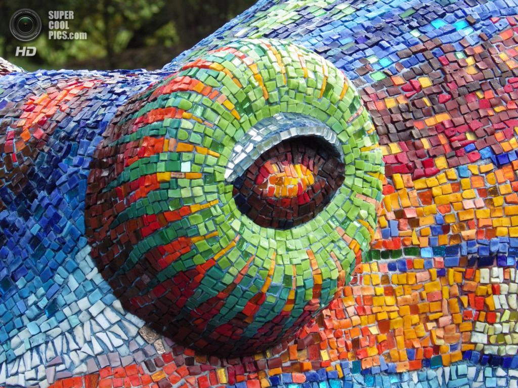 Скульптура «Осьминог». (MariaLuisa Tadei)