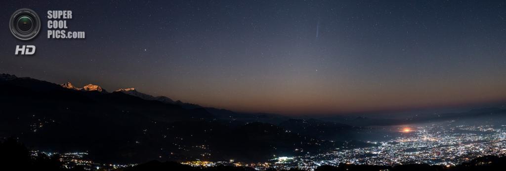 Категория: Cameras and Tripods, 1 место. Покхара, Гандаки, Непал. (Atish Aman)