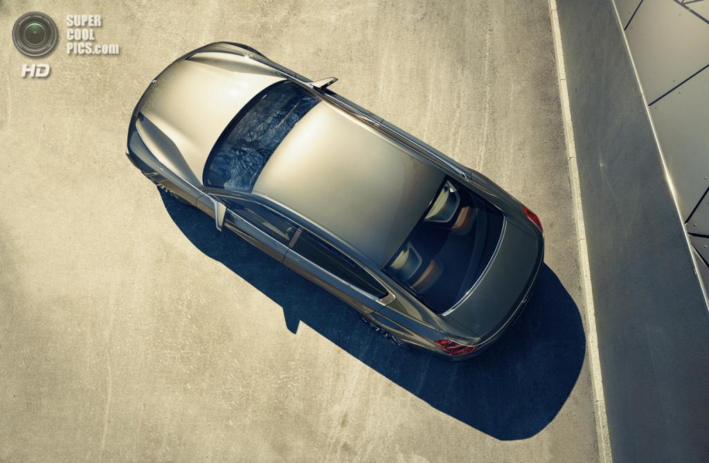 BMW Vision Future Luxury Concept. (BMW AG)
