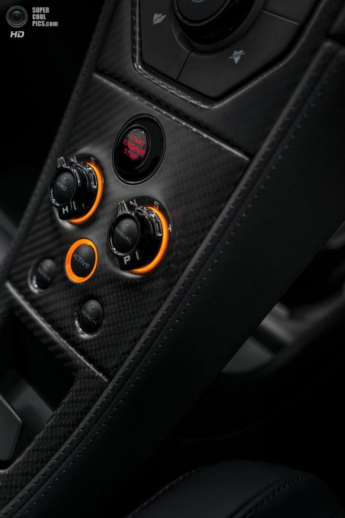 McLaren 650S Coupé MSO Concept. (McLaren Automotive)