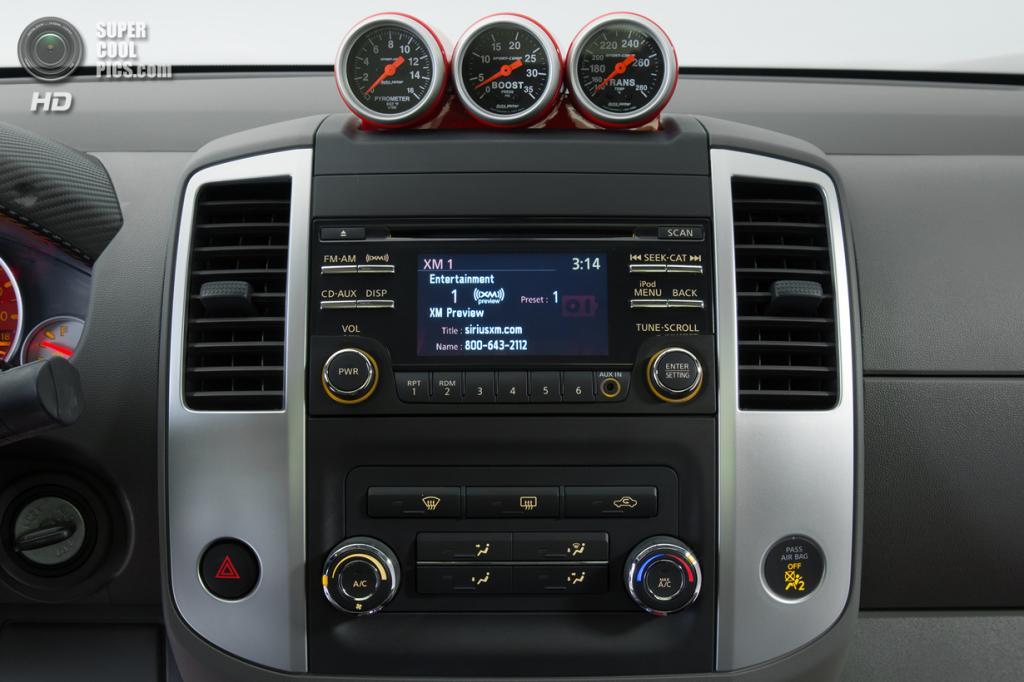 Nissan Frontier Diesel Runner Powered by Cummins. (Nissan Motor Company)