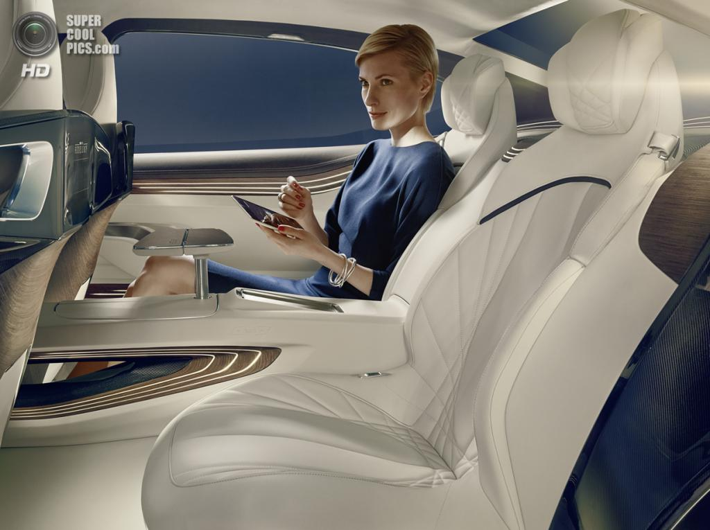 BMW Vision Future Luxury Concept. (BMW AG)