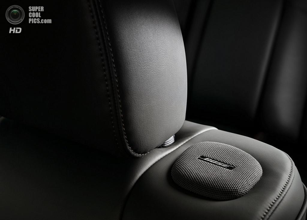Infiniti Q70L. (Nissan Motor Company)