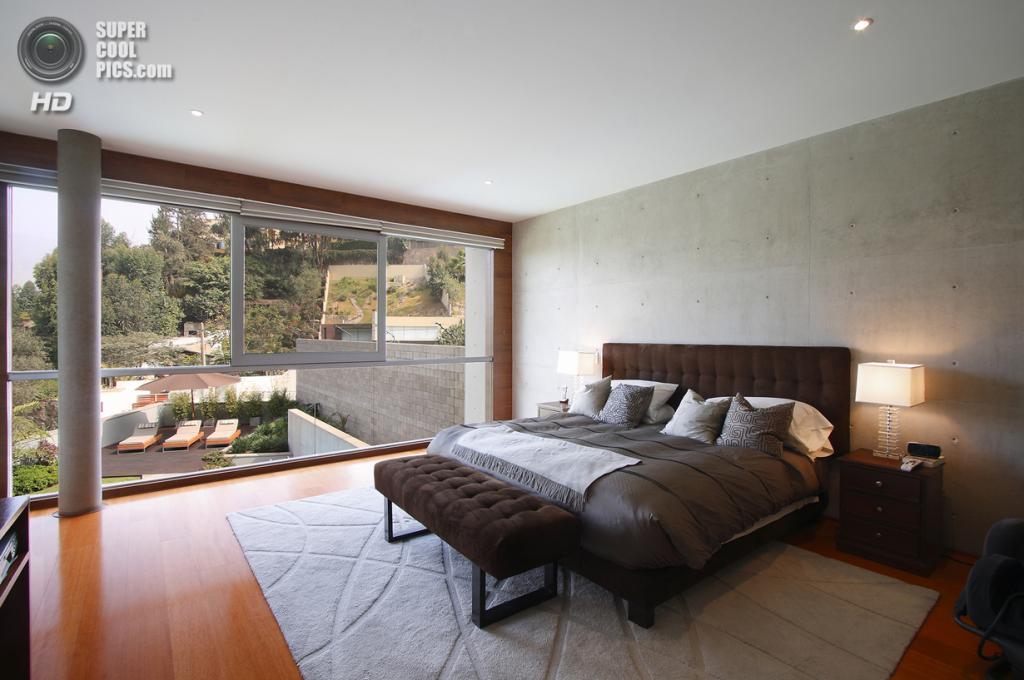 Перу. Лима. Частный дом S House, спроектированный domenack arquitectos. (Juan Solano)