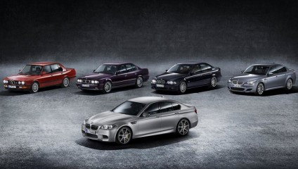 Самый мощный M5 в истории BMW (11 фото)