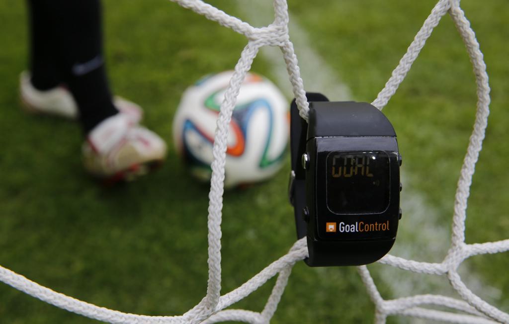 Система GoalControl-4D готова к ЧМ-2014 (5 фото + HD-видео)