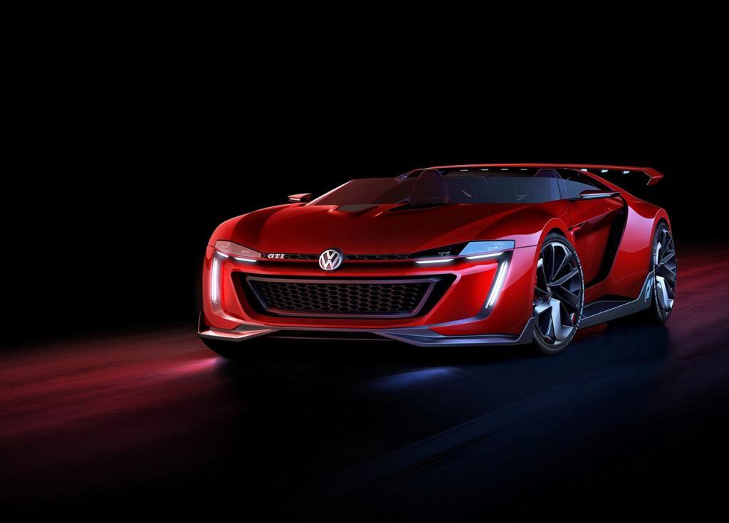 GTI Roadster. Из игры в реальность (5 фото + HD-видео)