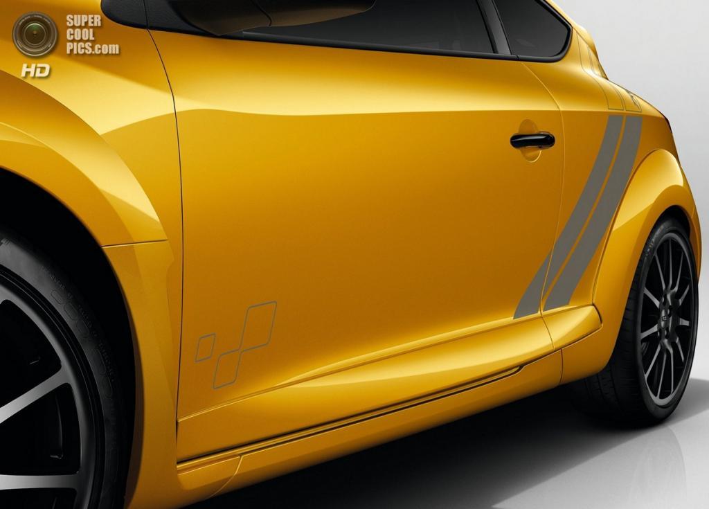 Renault Megane RS 275 Trophy. (Renault S.A.)