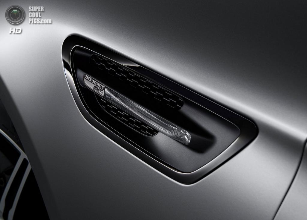 BMW M5 30 Jahre M5. (BMW AG)