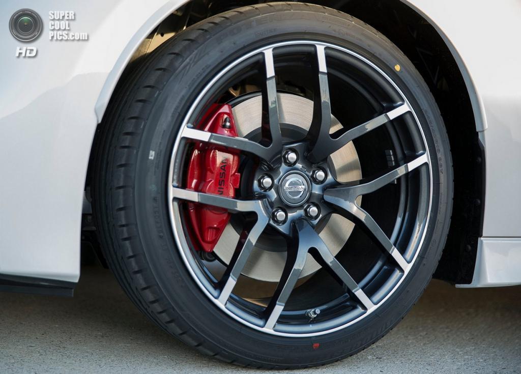Nissan 370Z NISMO. (Nissan Motor Company)