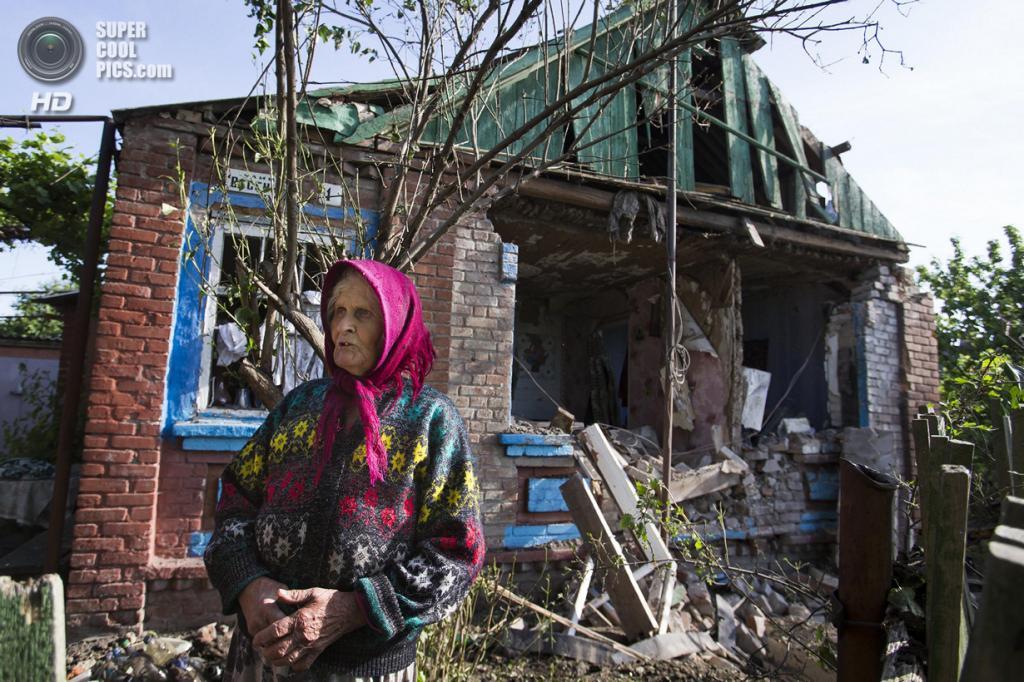 В Донецке боевики атакуют спецназ тюремщиков: хотят забрать оружие - Цензор.НЕТ 6850