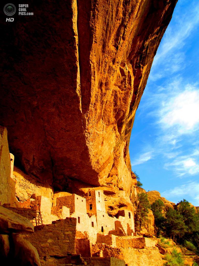 Поощрительный приз: Национальный парк Меса-Верде. (Sarah Malerich)