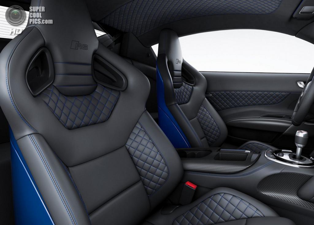 Audi R8 V10 LMX. (Audi AG)