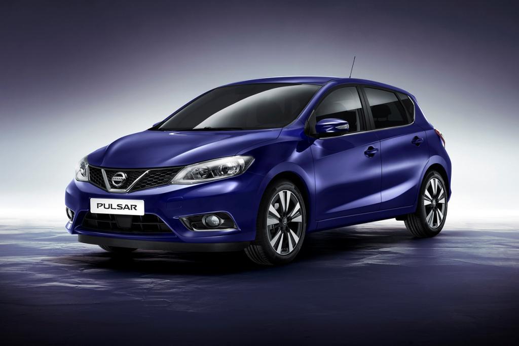 Nissan Pulsar. (Nissan Motor Company)