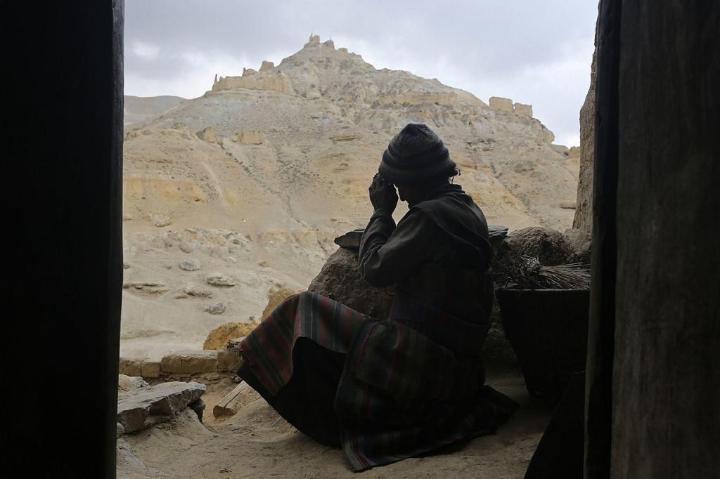 Непал. Чосер, Мустанг. 24 мая. (Taylor Weidman/Getty Images)